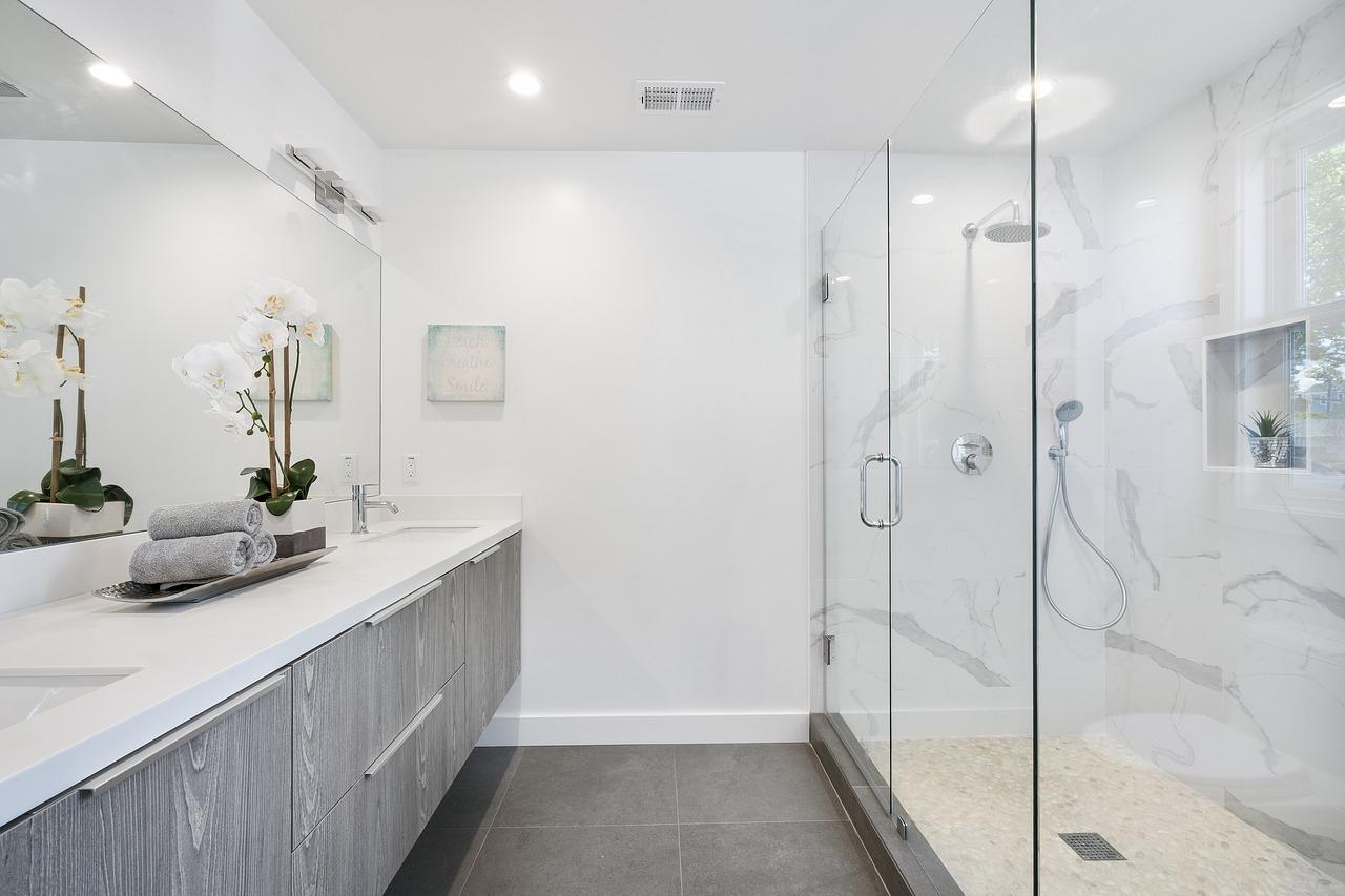 Installateur douche italienne dans la Vendée
