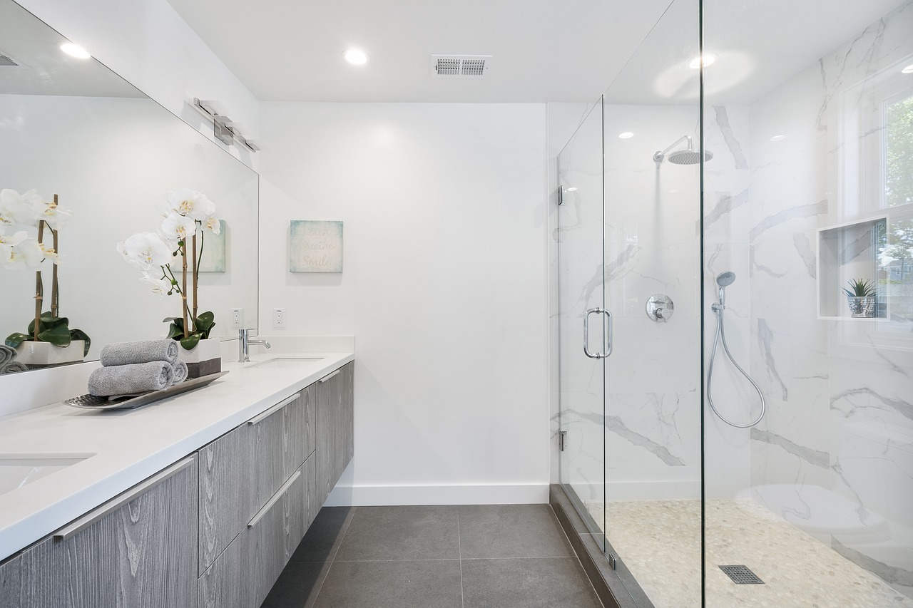 Installateur douche italienne  à Mesnil-Esnard